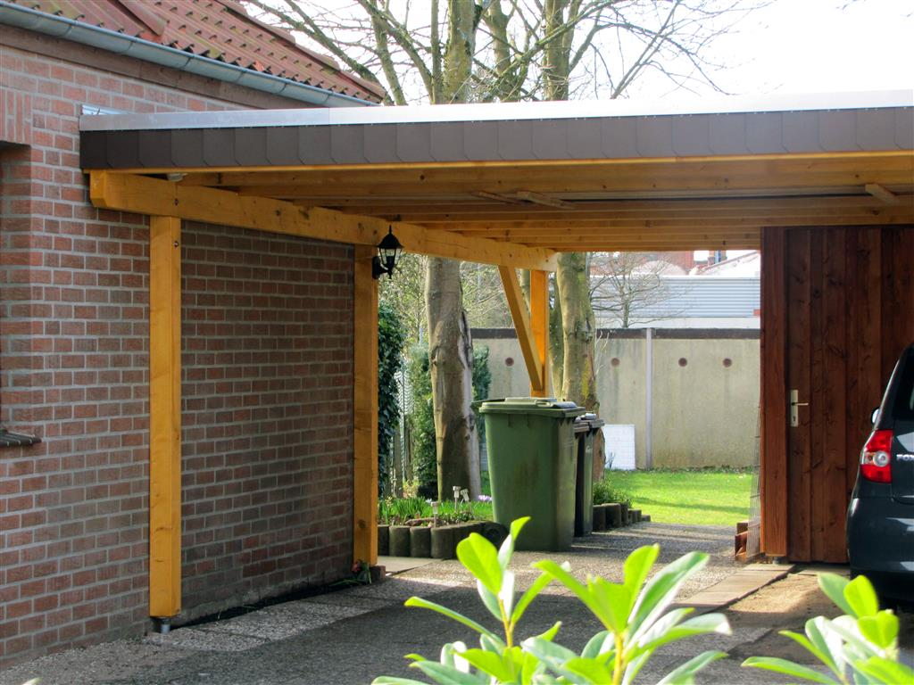 Carport in Soltau